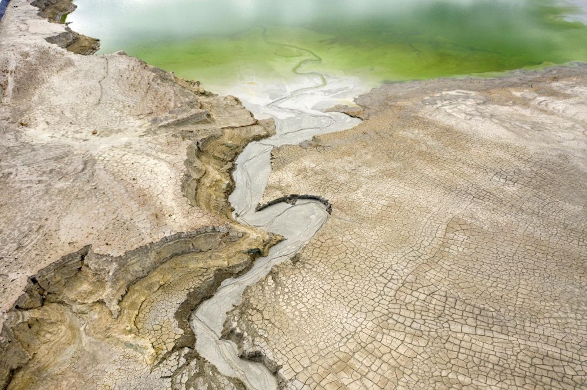 Les pressions sur l'eau, face ignorée de la transition énergétique