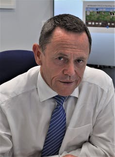 Simon Upton