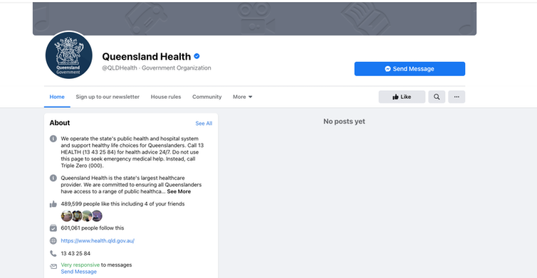 Banning news links just days before Australia's COVID vaccine rollout? Facebook, that's just dangerous