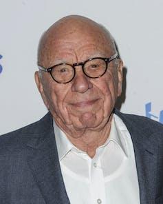 Rupert Murdoch profile