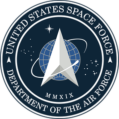 The official seal of the U.S. Space Force