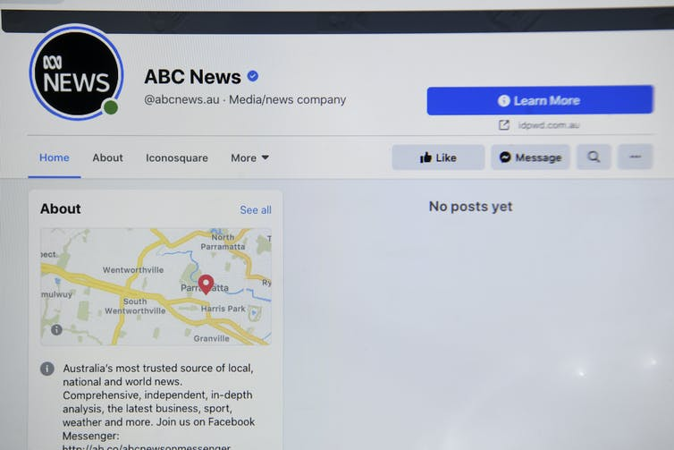 The WeChat model: how Facebook's ban could change the business of news