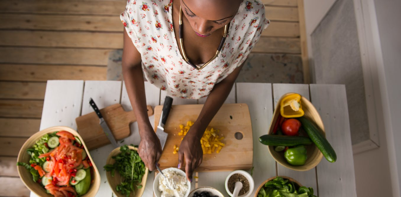 Preparing your own food or watching it being made could lead to overeating – new research
