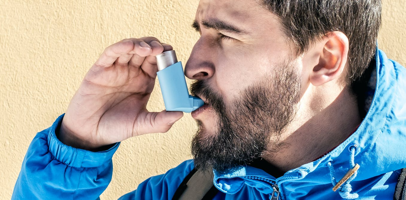COVID vaccine and asthma: why most sufferers won't be prioritised in the next phase of rollout - The Conversation UK