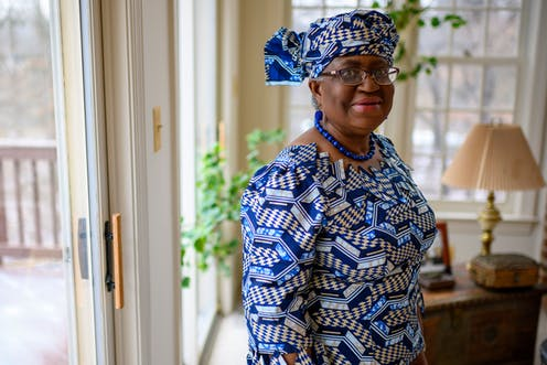 Okonjo-Iweala in the WTO top job: breaking the glass ceiling is a win for all women