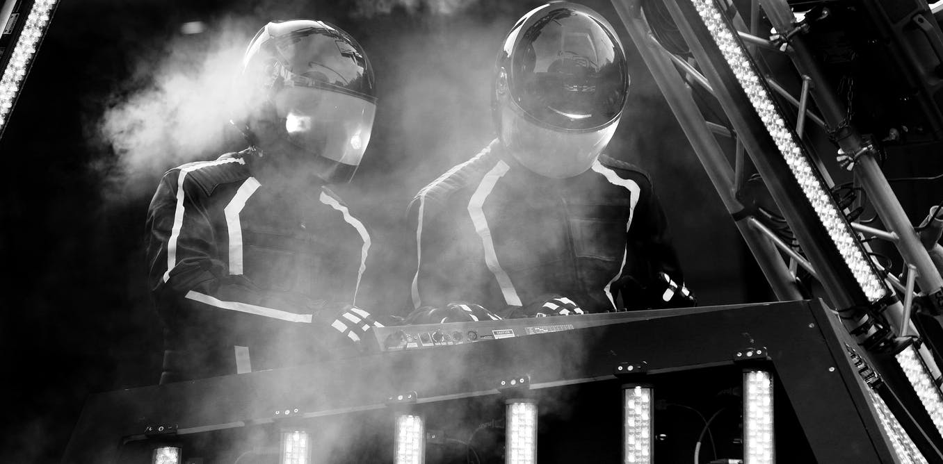 Daft Punk: how the mystery music masterminds used their robot disguise to take over the world
