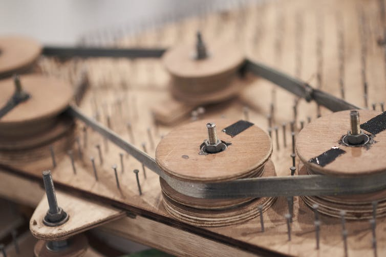 A Forest of Hooks and Nails is a joyous exhibition about the art of hanging art