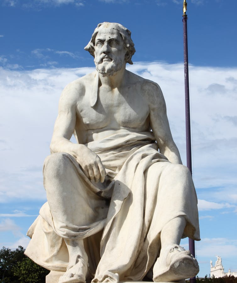 Statue of Thucydides