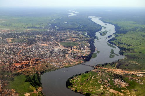 Pasha 98: Why it's important to understand how much water is in the Nile river