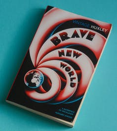 'Brave New World' book