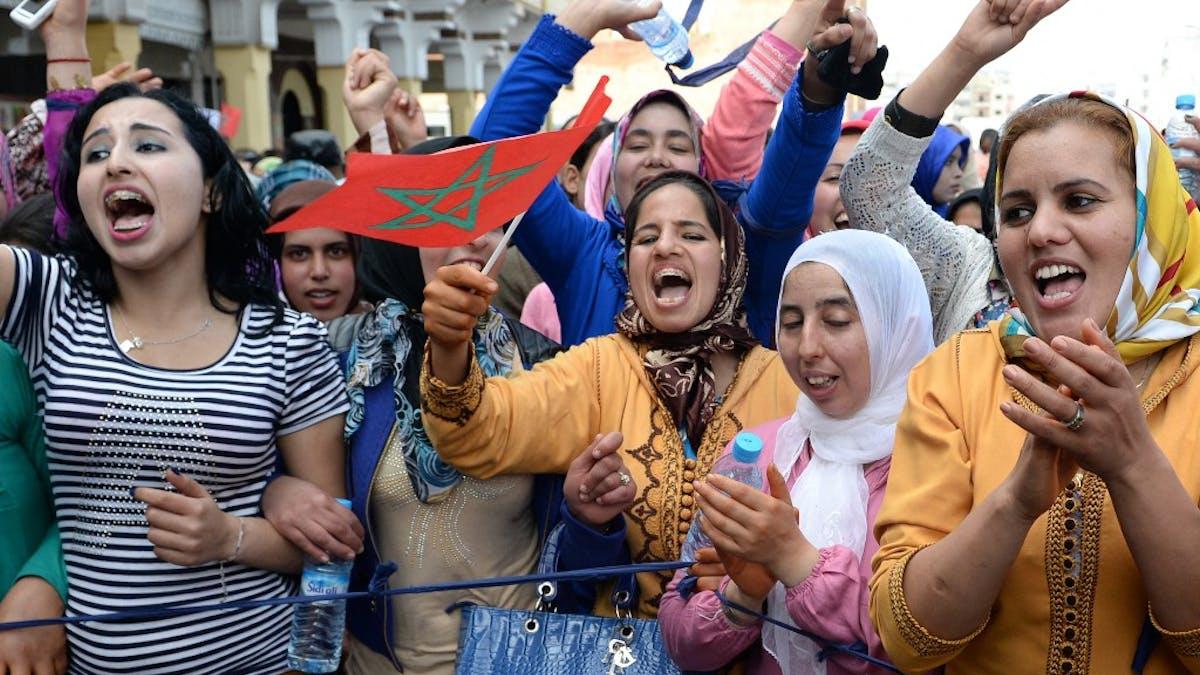 La place de la femme dans la société marocaine