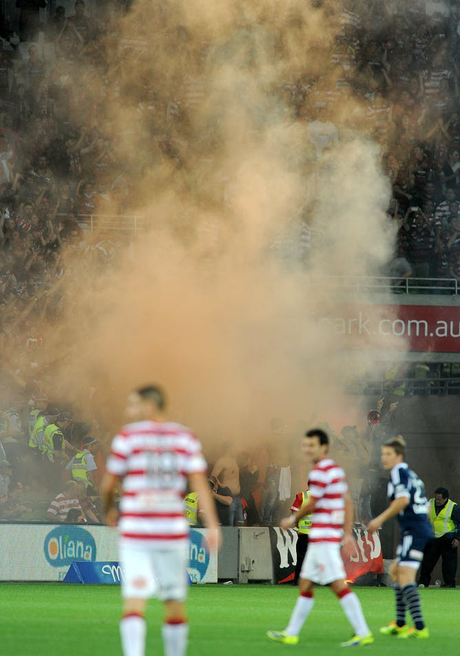 hooliganism in sports Hooliganism definition, a ruffian or hoodlum see more.