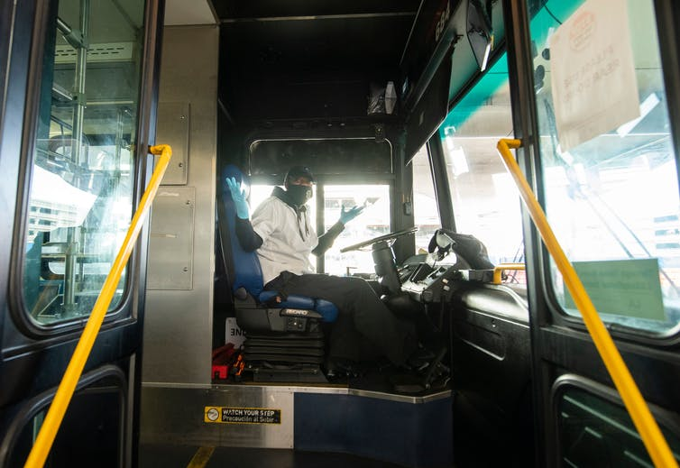 Bus drivers across the country have faced violence.