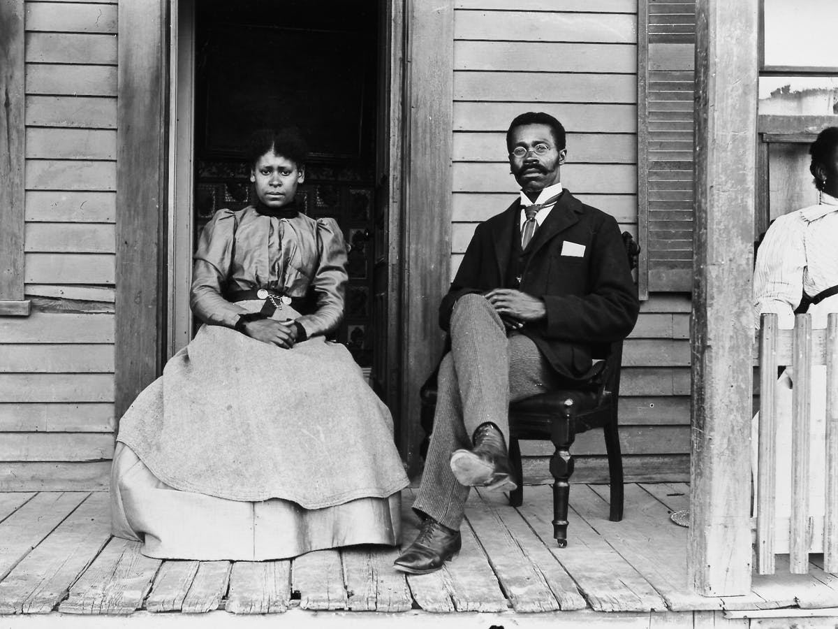 How Black Americans Used Photographs and Family Portraits to Defy Demeaning, Degrading Stereotypes
