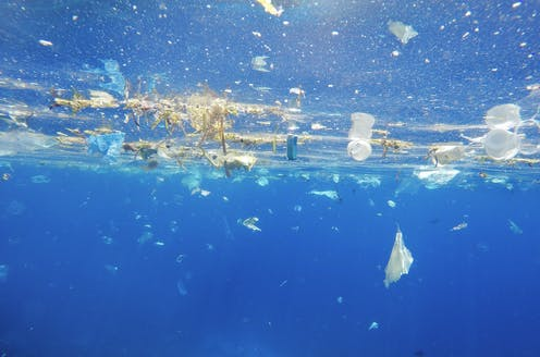 Think all your plastic is being recycled? New research shows it can end up in the ocean