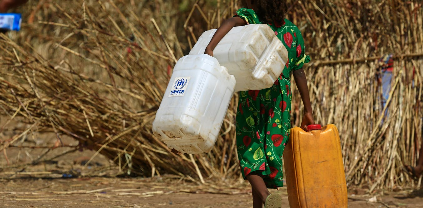 Falling through the cracks: shining a light on adolescent girls in humanitarian emergencies