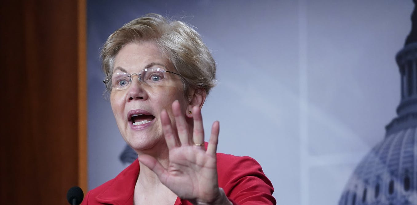 Elizabeth Warren's wealth tax would reduce inequality – the problem is it's probably unconstitutional