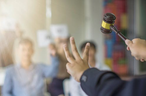 Why the competitive spirit can take over in auctions — and how you can stay in control