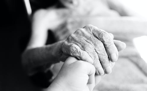 We all hope for a 'good death'. But many aged-care residents are denied proper end-of-life care
