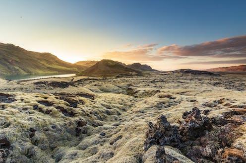 Image of the Reykjanes Peninsula.
