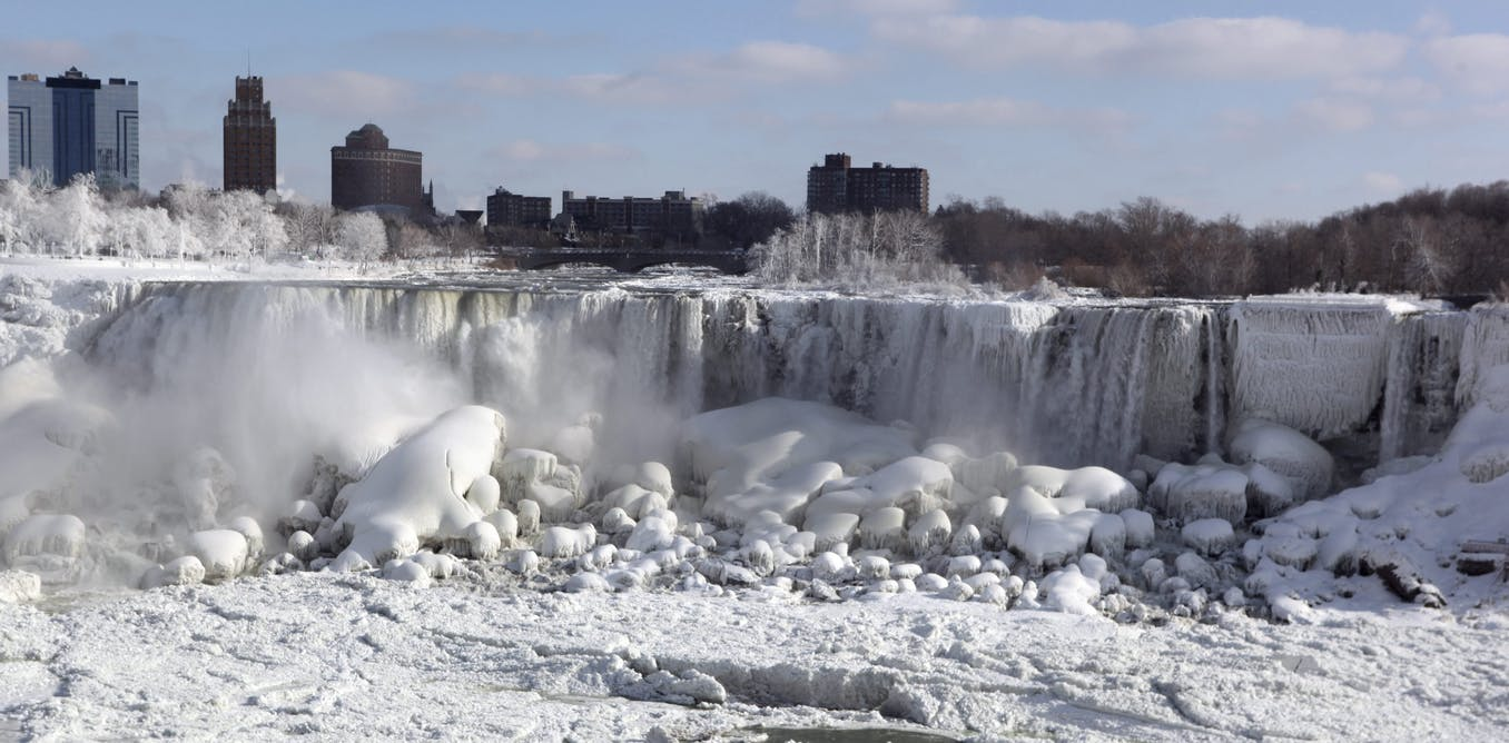 Us Cold Wave Implies Nothing About Global Warming