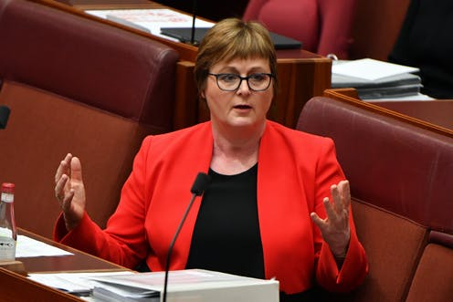Embattled Defence Minister Linda Reynolds to miss more parliament, prompting speculation about her future