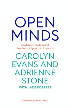 Cover of Open Minds book