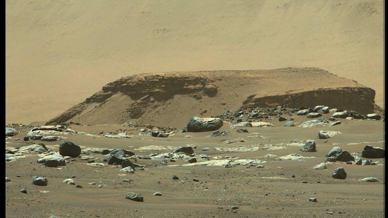 ¿Por qué sería buena noticia que no haya vida en Marte ni la haya habido nunca?
