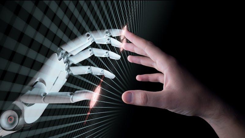 Nada más humano que la inteligencia artificial