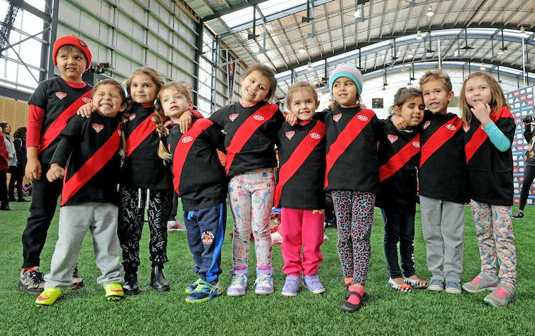 Concussion risks aren't limited to the AFL. We need urgent action to make sure our kids are safe, too