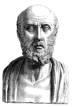 Hippocrates.