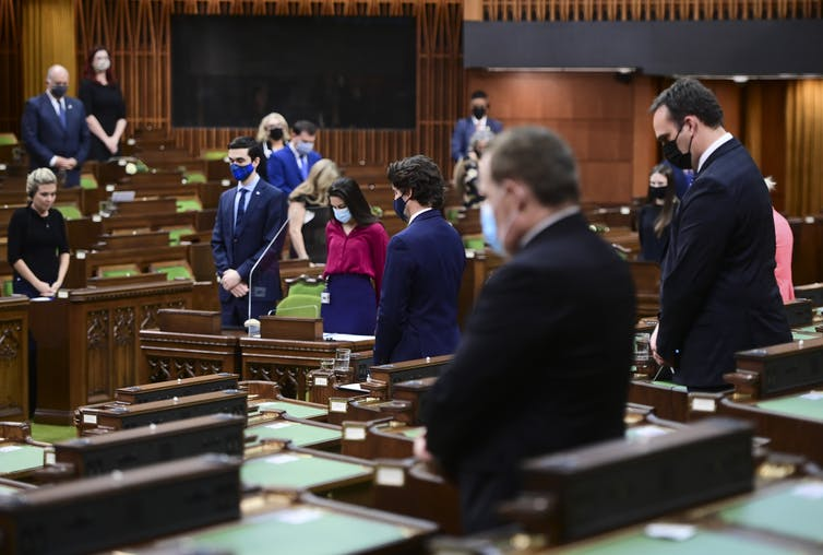 House of Commons question period