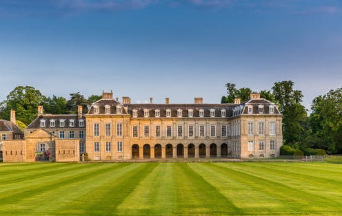 A stately home