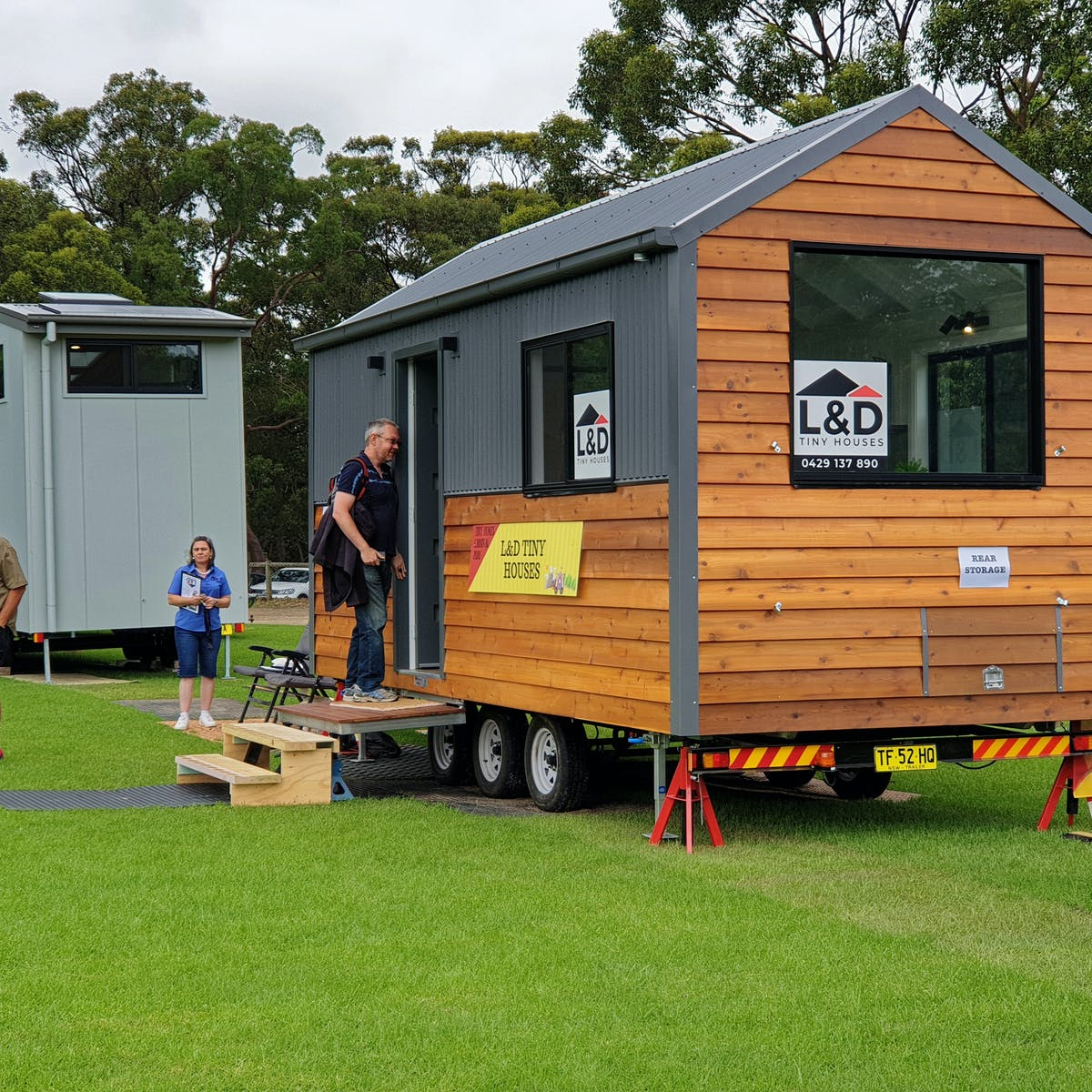 Loving The Idea Of Tiny House Living Even If You Don T Live In One