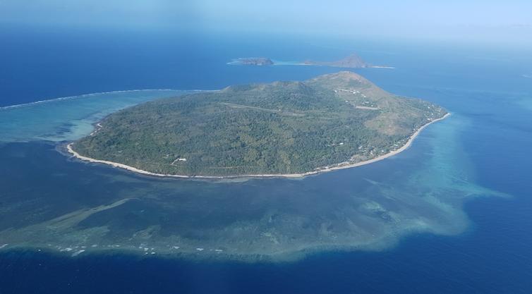 Mer islands