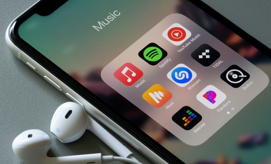 Music streaming: listening to playlists drives down the revenue of smaller  artists