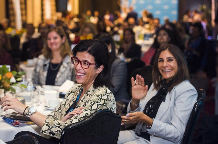Global Business and Philanthropy Leaders Forum on Gender Equality and Women's Empowerment. New York, September 2018.
