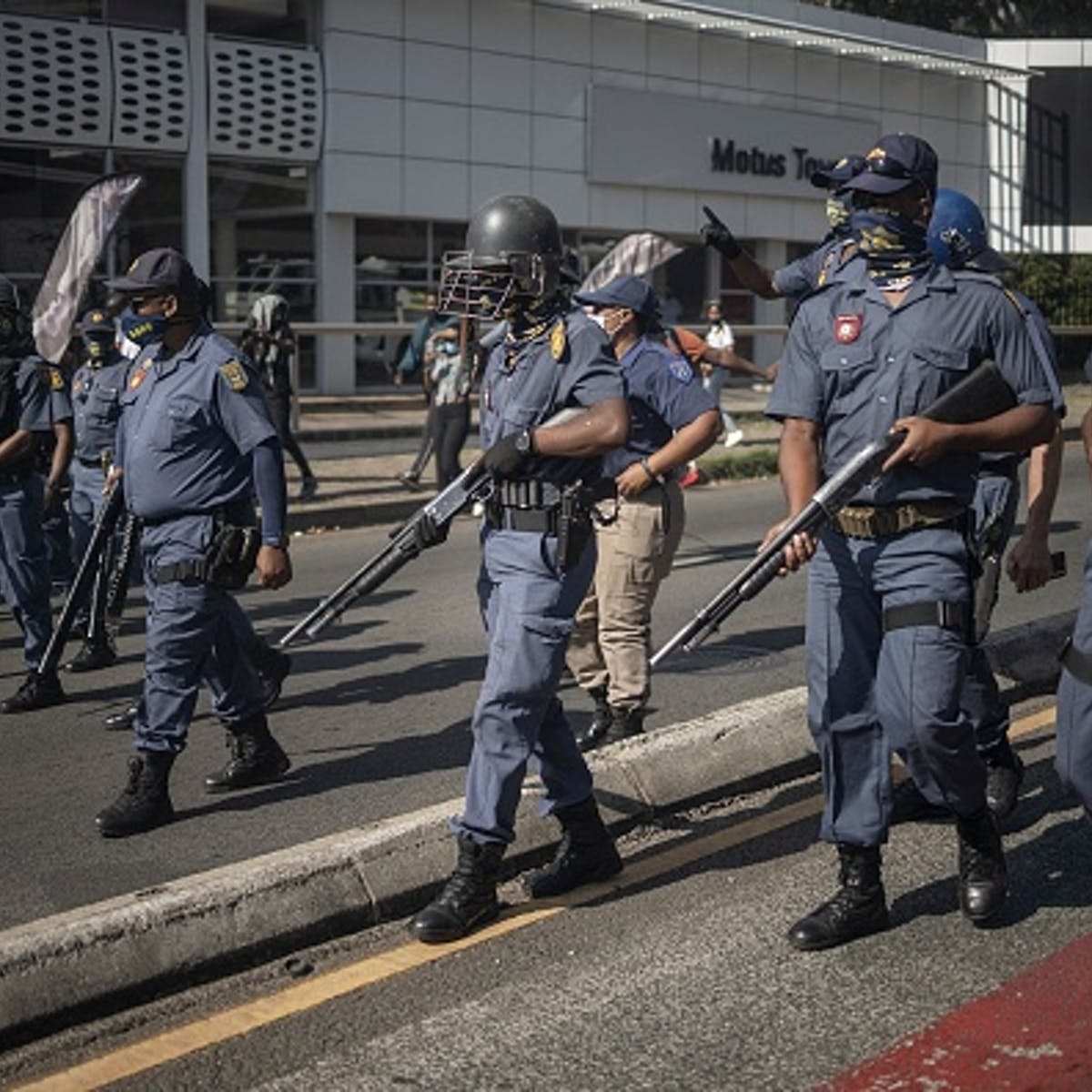 South Africa Needs To Address The Lingering Legacy Of Its Police Using Excessive Force