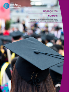 Cover of Change the Course report