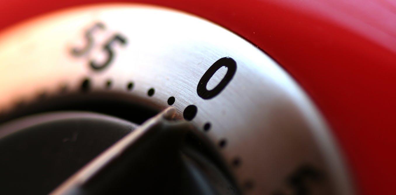 Tick, tock, where's your brain's clock?