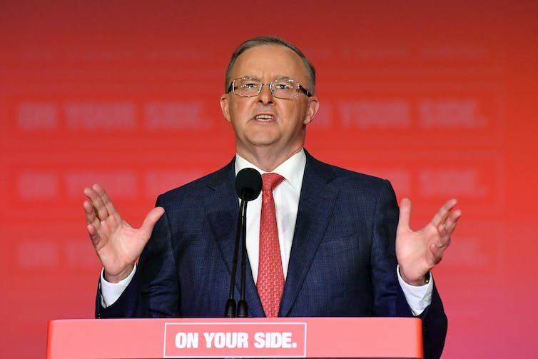 With the government on the ropes, Anthony Albanese has a fighting chance