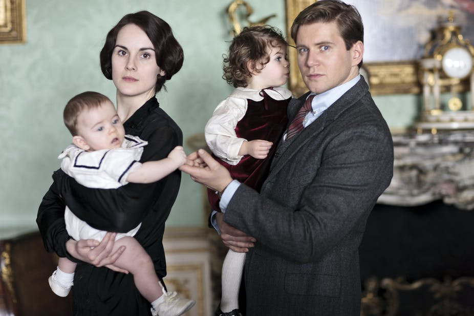 How Downton Abbey Gets Away With Breaking All The Rules