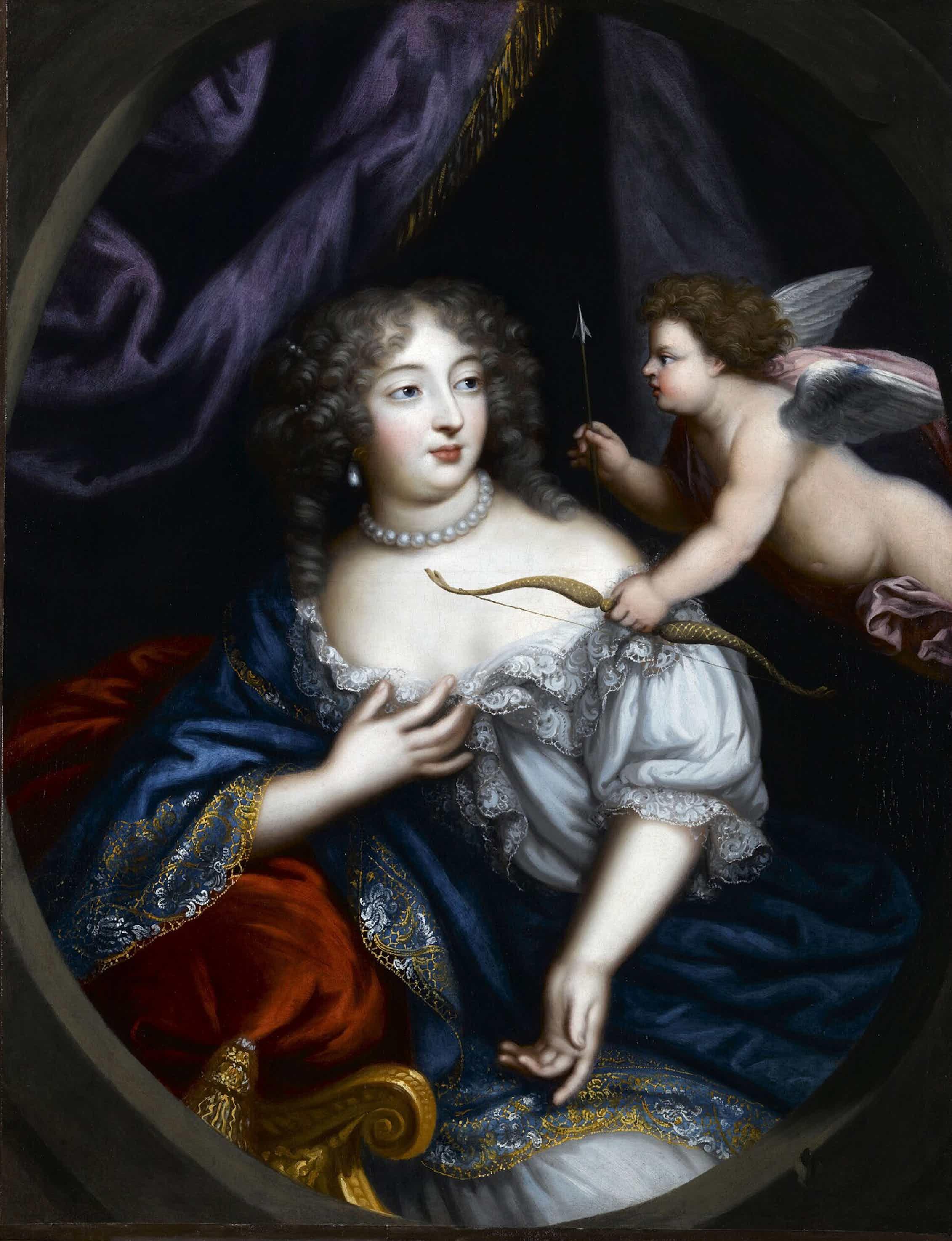 Madame de Montespan.Wikimedia Commons