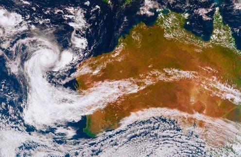 WA Cyclone Seroja