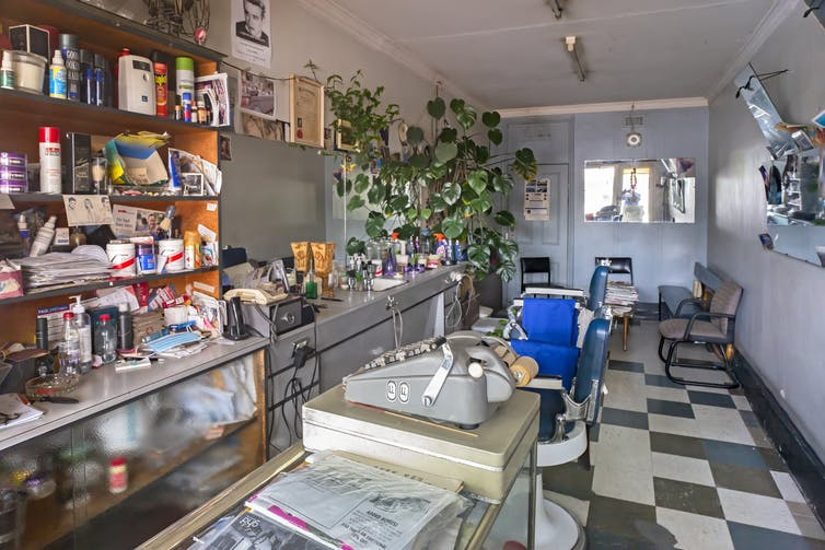 Shoeshops, tailors, TV repairs: a photographic homage to Melbourne's vanishing small businesses is a form of time travel