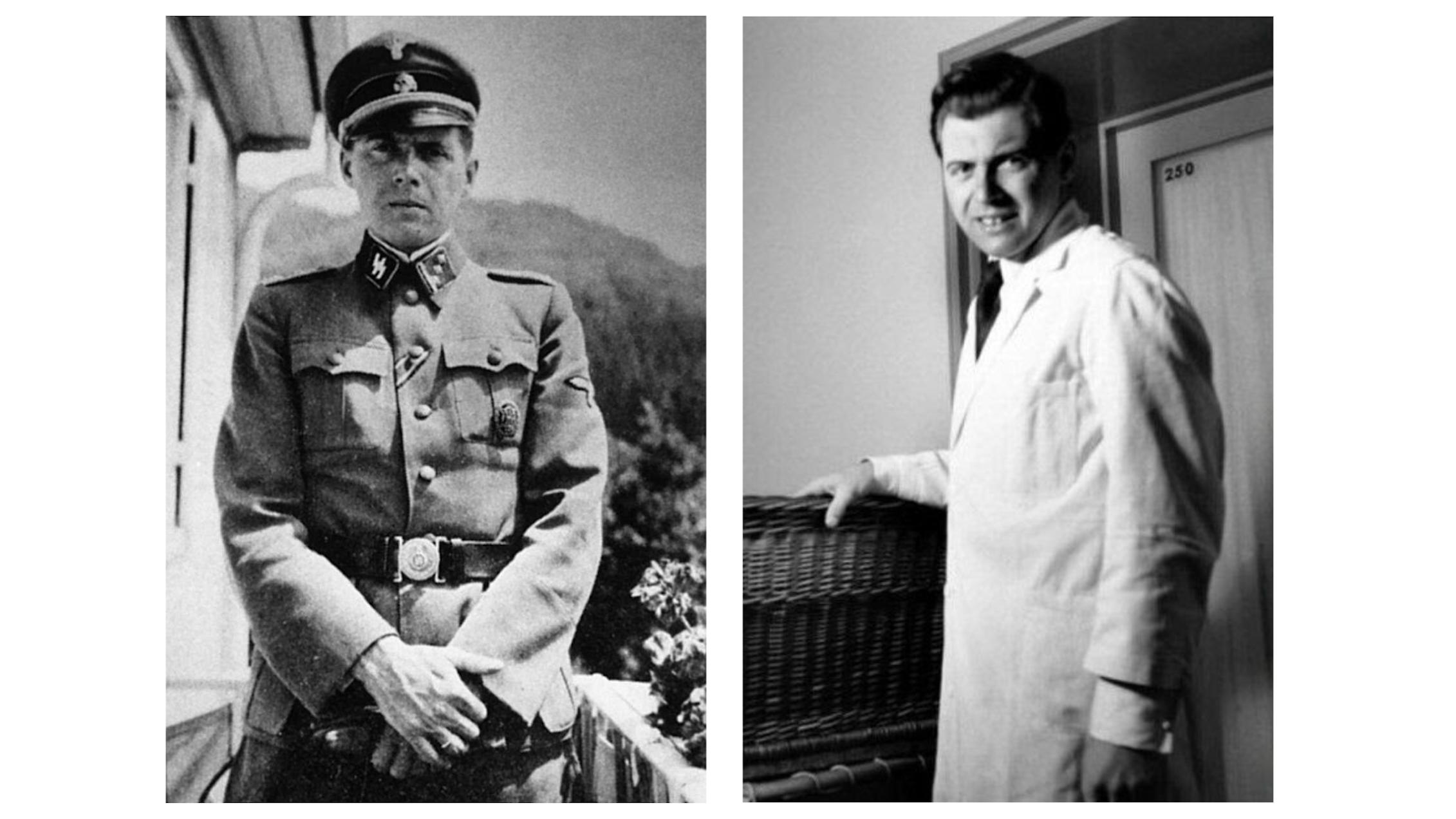 Josef Mengele.