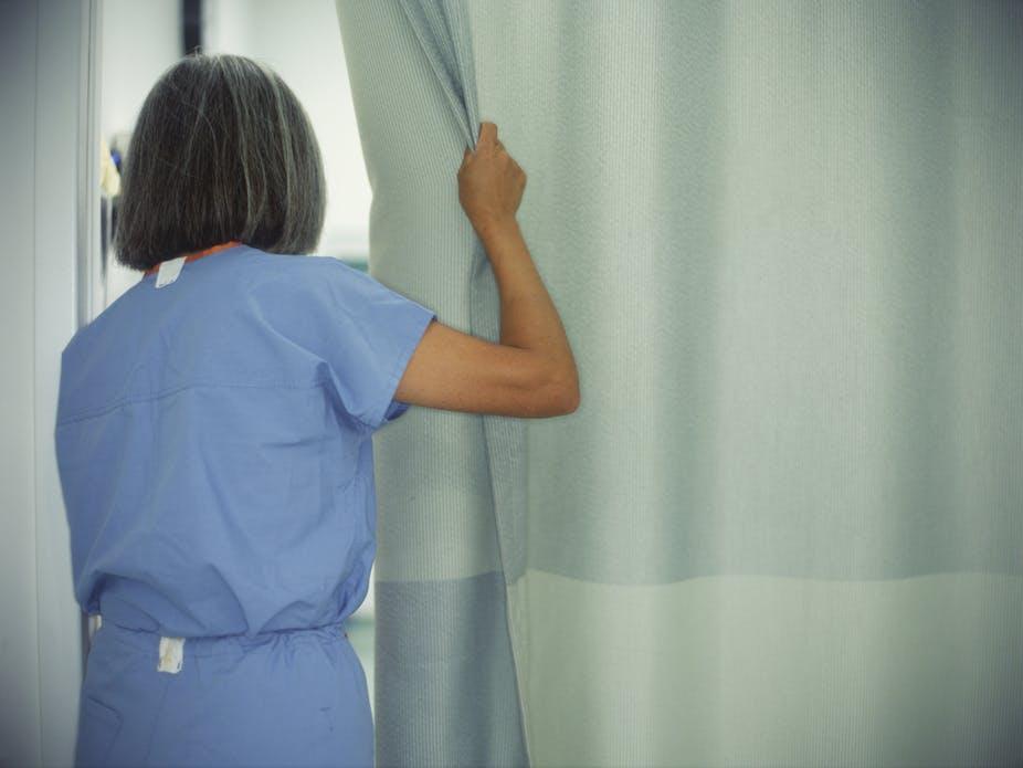 nursing case studies ethical issues