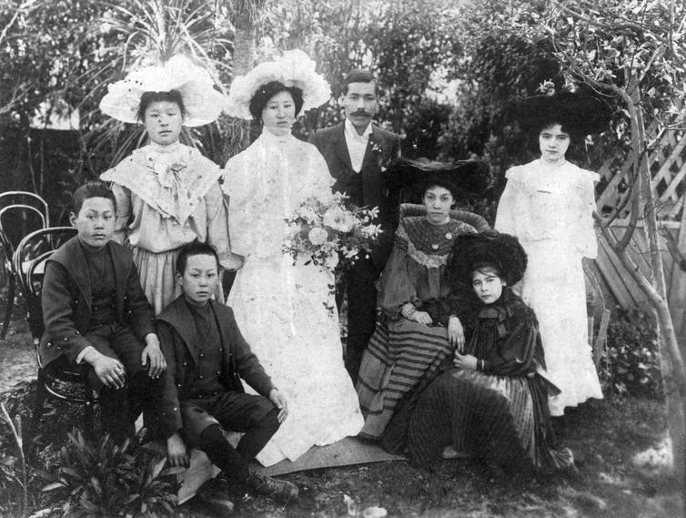 'Your government makes us go': the hidden history of Chinese Australian women at a time of anti-Asian immigration laws