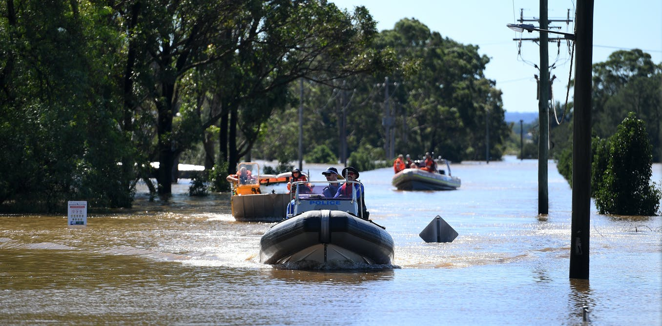Sydney's disastrous flood wasn't unprecedented: we're about to enter a 50-year period of frequent, major floods - The Conversation AU