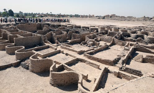 The discovery of the lost city of 'the Dazzling Aten' will offer vital clues about domestic and urban life in Ancient Egypt